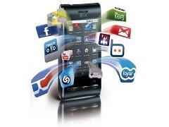 Mobil alkalmazások ábra